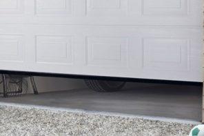 La porte de votre garage peut désormais bénéficier de la domotique