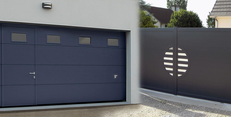 Portails Coulissants Et Portes De Garage Tout Savoir