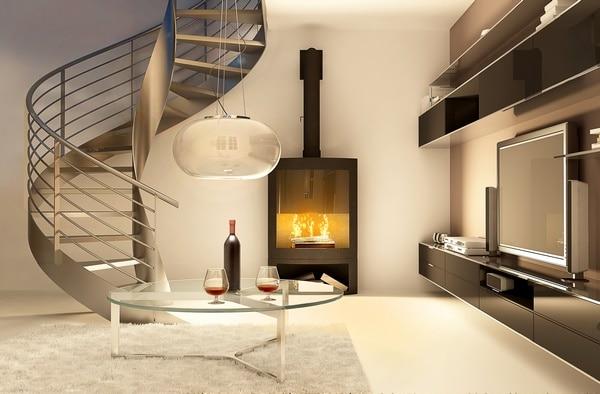 Quel escalier installer dans un petit volume ? │ Ma Belle Maison