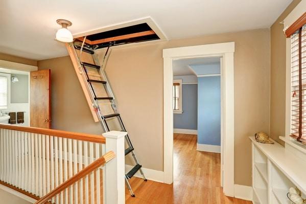 escalier escamotable