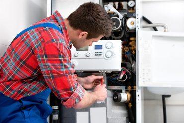 chauffage condensation gaz maison