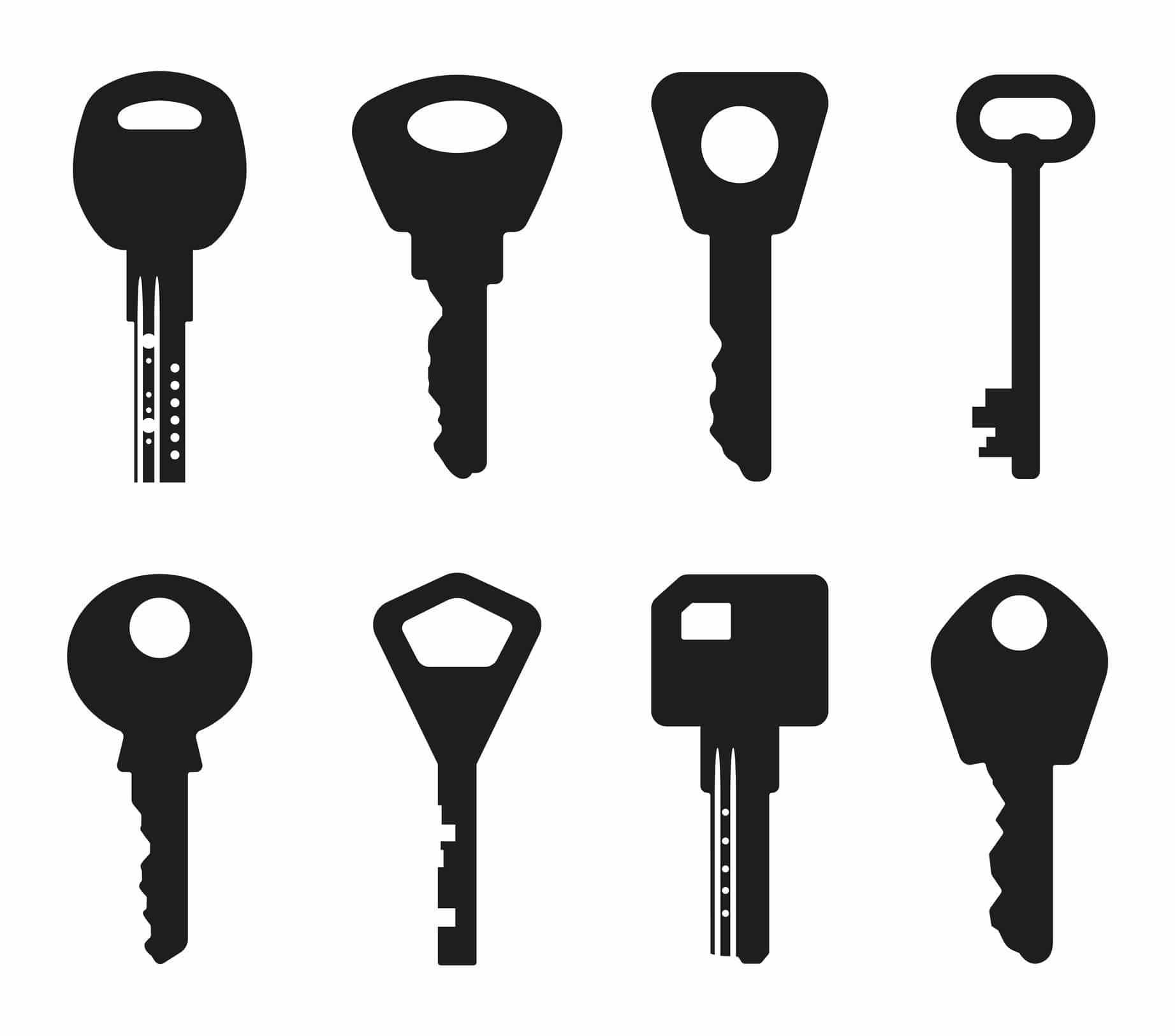 clé passe partout