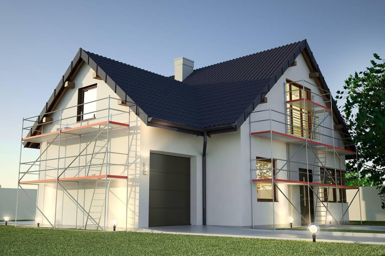 la construction de maison, un projet en plusieurs étapes