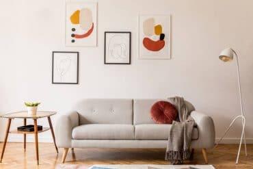 Comment mettre en valeur une peinture abstraite ?