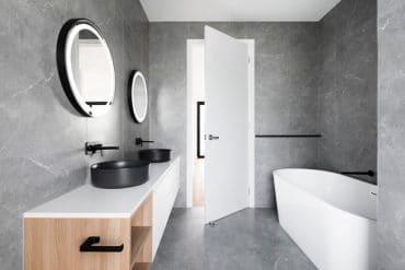 Pour quel carrelage mural opter pour votre salle de bain ?
