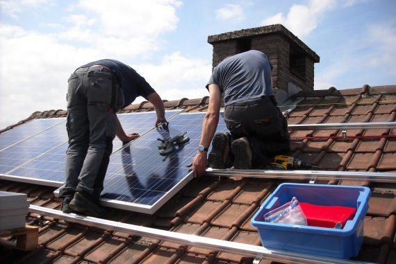 panneau solaire installation