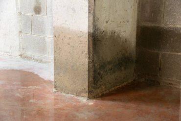 Quoi faire quand il y a une infiltration d'eau au sous-sol?